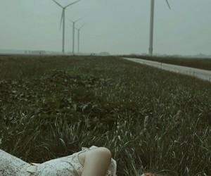 girl, girly, and nature image