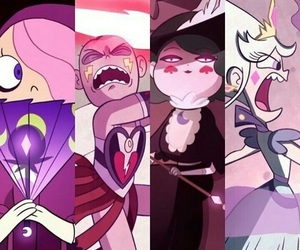 animation, princess, and star vs forces of evil image