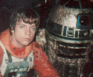 a new hope, behind the scenes, and luke skywalker image