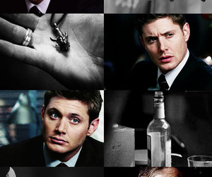 aesthetic, dean winchester, and Jensen Ackles image