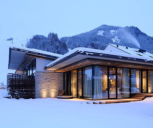house, Dream, and snow image