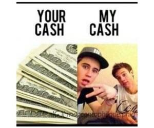 cash, nash, and cameron dallas image