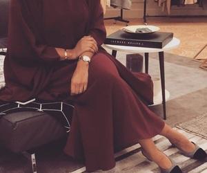 muslim, abaya, and modest fashion image