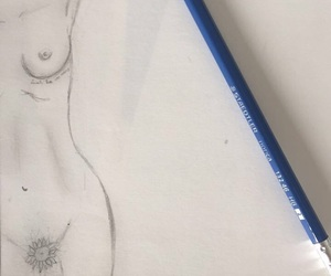 draw and Nude image