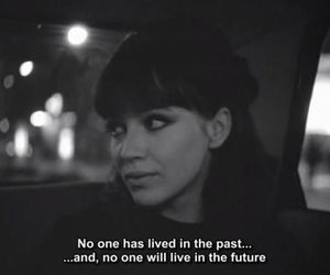 anna karina, alphaville, and film image