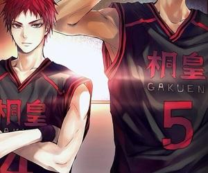 anime, Баскетбол Куроко, and art image