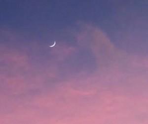 night, tumblr, and night sky image