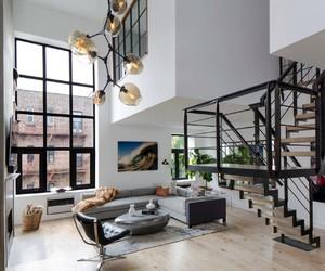 living room and modern image
