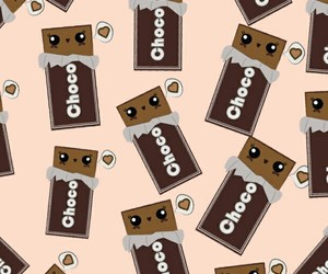 chocolate and wallpaper image