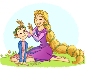 art, stranger things, and eleven image