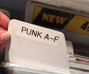 punk, music, and indie image