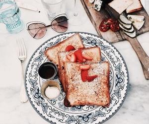 food, breakfast, and indie image