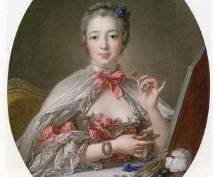 pink and rococo image