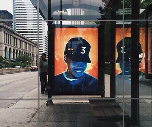 theme and chance the rapper image