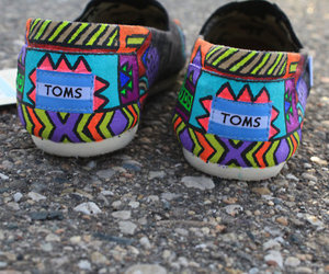 fashion, cute, and toms image