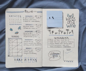 planner, study, and study inspiration image