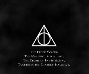 harry potter and deathy hallows image