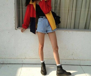 fashion, style, and grunge image