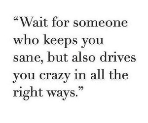 quotes, love, and crazy image