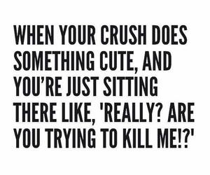 crush, love, and cute image