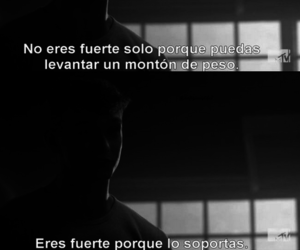 frases, teen wolf, and tw image