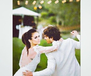 beautiful, ian somerhalder, and couple image