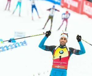 biathlon martin fourcade image