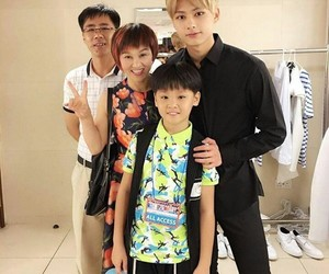jun, Seventeen, and wen junhui image