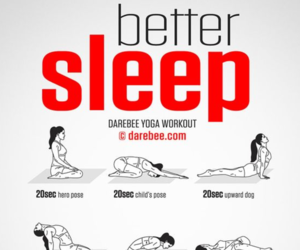 workout and yoga image