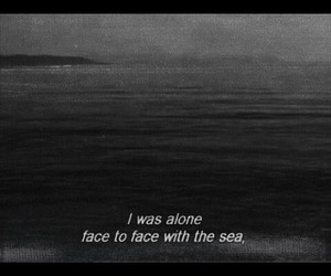 broken heart, loneliness, and sadness image