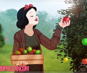 apples, art, and drawing image