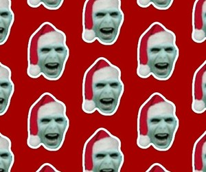 voldemort, wallpaper, and harry potter. image