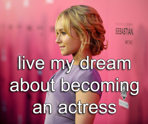 -things i want to do and -actress image