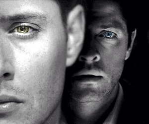 castiel, supernatural, and destiel image