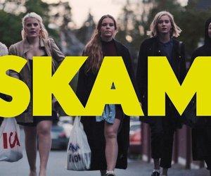 skam, eva, and sana image