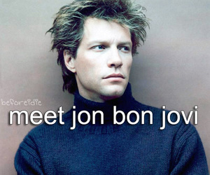 -things i want to do and -jon bon jovi image