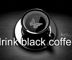 -things i want to do and -coffee image