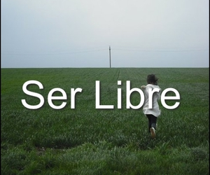 free, correr, and libre image
