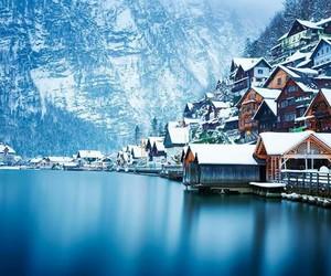 austria, places, and snow image