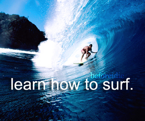 learn and surf image