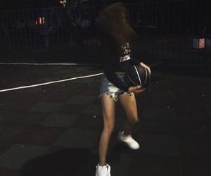 party, Basketball, and girl image