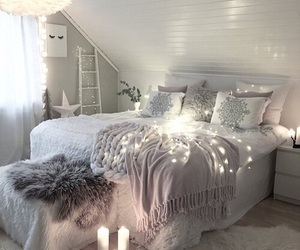 bed, cool, and like image