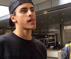 boy, jack gilinsky, and guy image