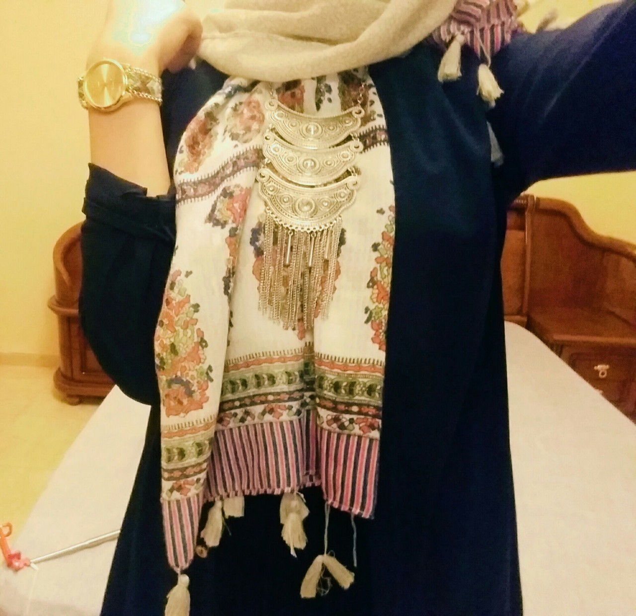 Photo de profil hijab