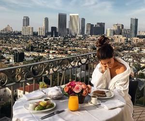 food, girl, and luxury image