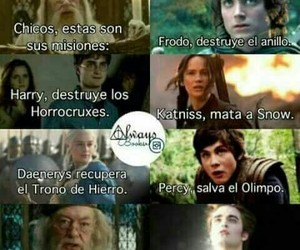 crepusculo, harry potter, and ♥ image