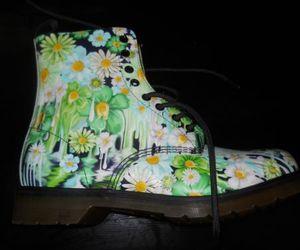 boho, boots, and fashion image