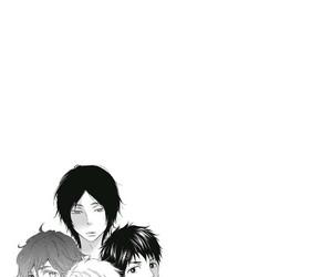 anime, manga, and school life image