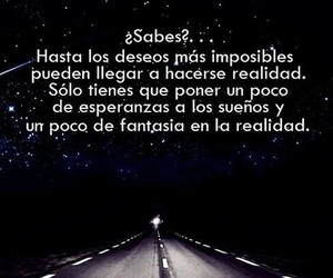 frases, dreams, and hope image