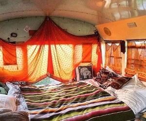 adventure, boho, and camping image